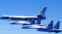 """Sức ép quân sự của TQ lên Đài Loan sau phát ngôn """"thống nhất"""" của ông Tập"""