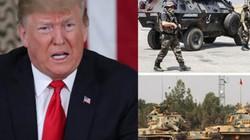 Mỹ dốc sức thuyết phục Thổ Nhĩ Kỳ không thảm sát người Kurd Syria