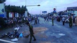 Từ vụ tai nạn thảm khốc ở Long An: Xe container mất phanh sẽ rơi vào tình trạng nào?