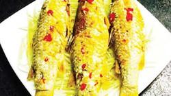 Món ngon Bình Thuận: Cá đối mùa biển động