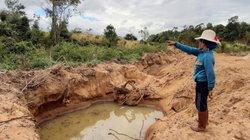 Gia Lai: Diễn biến bất ngờ vụ bãi cát lậu 2.500m3