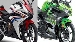 Chọn mua Honda CBR400R hay Kawasaki Ninja 400 hợp lý hơn?