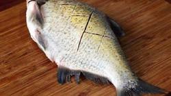 Muốn cá không bị tanh, tươi lâu chị em nhất định phải bỏ túi bí kíp này