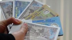 Đổi tiền lẻ Tết: Khan hiếm tiền nguyên sêri mệnh giá nhỏ?