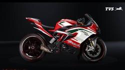 """Sportbike TSVApache RR 310 """"biến hóa"""" trong màu áo mới, đẹp xuất sắc"""