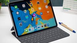 Apple đã lên tiếng về sự cố bẻ cong iPad Pro