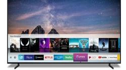 """Ứng dụng của """"Nhà Táo"""" - iTunes Movie và TV Shows sẽ có mặt trên Samsung Smart TV"""