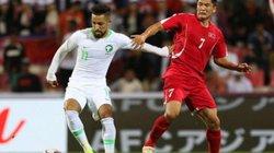 Kết quả Asian Cup 2019: Bị thẻ đỏ, Triều Tiên thảm bại trước Ả-rập Saudi