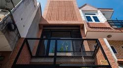Kiến trúc đáng học hỏi của căn nhà Sài Gòn 3 tầng chỉ xây hết 450 triệu