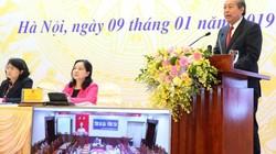 Ông Trương Hòa Bình: Chống tiêu cực trong công tác khen thưởng