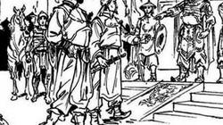 Danh tướng nhà Trịnh hiến thân mình cho đối phương hành hạ