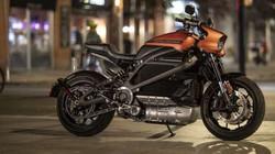 Mô tô điện Harley-Davidson LiveWire 2020 giá đắt ngang Hyundai Kona Electric