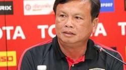 Trước trận đấu sinh tử, HLV Thái Lan mong muốn điều gì?