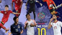 Tin tối (10.1): 1 cầu thủ Việt Nam lọt top 10 cầu thủ hay nhất vòng 1 Asian Cup
