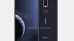 Xuất hiện Nokia 8.1 Plus camera kép ấn tượng chạy Android gốc