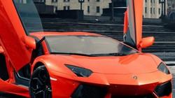 Độc đáo ô tô Honda độ thành Lamborghini Aventador giống y như thật