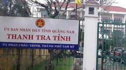 Phó chánh Thanh tra tỉnh Quảng Nam tử vong: Những nghi vấn mới