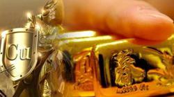 Phát hiện ra cách biến đồng thành nguyên liệu thay thế vàng, bạc