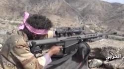 """Phiến quân Houthi tung video xạ thủ bắn tỉa """"làm cỏ"""" lính Ả Rập"""