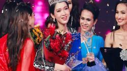 Nhan sắc đăng quang cuộc thi người đẹp chuyển giới đầu tiên ở Việt Nam