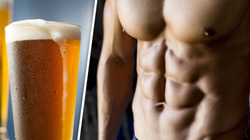 """Bí quyết giúp các chàng thoát """"bụng bia"""" nhanh chóng"""