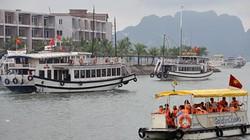 Xuồng cao tốc mang BKS biên phòng chở khách trái phép trên vịnh Hạ Long?