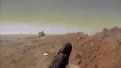 Giờ phút cuối cùng của khủng bố IS trước trận đánh quyết định ở Syria