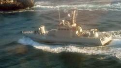 Tướng Ukraine có cách đưa tàu chiến vượt qua Kerch trước mặt Nga