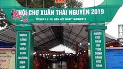 Háo hức sắm nông sản tết ở Hội chợ Xuân Thái Nguyên 2019
