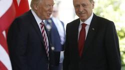"""Vừa mới đe dọa, Mỹ lập tức có động thái """"xoa bụng"""" Thổ Nhĩ Kỳ"""