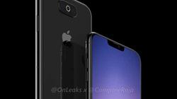 """Ngây ngất với iPhone XI có thiết kế camera đột phá, """"tai thỏ"""" nhỏ hơn"""