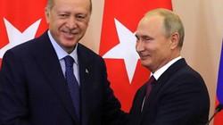 Đại chiến Syria: Erdogan- Putin bàn chiến lược khi Mỹ rút quân