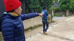 """Chuyện lạ: UBND xã và dân """"tranh nhau"""" bê tông hóa đoạn đường 200m"""