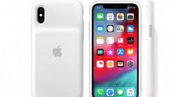 Apple tung ốp sạc pin thông minh cho bộ ba iPhone 2018