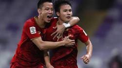 ĐT Việt Nam còn kém Jordan mấy bậc trên BXH FIFA?