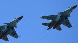 Nóng: 2 máy bay Su-34 Nga đâm nhau giữa trời Viễn Đông