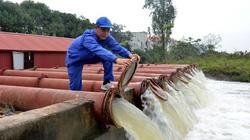 Công điện khẩn: Chuẩn bị lấy nước đổ ải đợt 1 vụ đông xuân