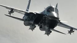 Tìm thấy một phi công Su-34 bị rơi ở Viễn Đông