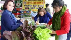 Tha hồ mua khoai sọ Cụ Cang, bưởi ngon, chanh thơm ở chợ xuân Sơn La