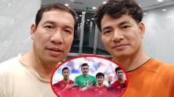 """Xuân Bắc tiết lộ dàn Táo Quân 2019 """"có họ hàng"""" với thủ môn Văn Lâm"""
