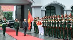 Thủ tướng làm việc với Tổng cục 2 Bộ Quốc phòng
