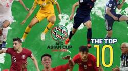 9 cầu thủ xuất sắc nhất vòng 1/8 Asian Cup: Bất ngờ Văn Hậu