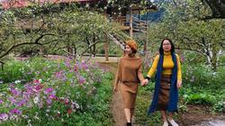 """Thung lũng Nà Ka-chốn """"thần tiên"""" khi mùa hoa mận nở"""