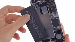 """Apple thuê """"hàng hot"""" từ LG và Samsung phát triển pin riêng"""