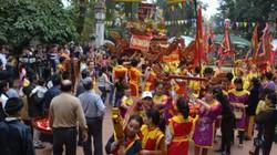 Lễ hội Tản Viên Sơn Thánh sẽ diễn ra trong 3 ngày 17 - 19.2