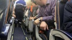 Cảnh sát Nga khống chế người đàn ông say xỉn uy hiếp chuyến bay