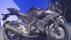 Phát thèm Yamaha R15 V3.0 ABS bản đen đêm, giá 45 triệu đồng