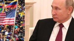 Putin nói gì trước khả năng Mỹ can thiệp quân sự Venezuela?