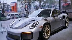 Siêu phẩm tốc độ Porsche 911 GT2 RS giá hơn 20 tỷ đồng tại Việt Nam