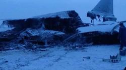 Hình ảnh gây sốc về oanh tạc cơ chiến lược Tu-22M3 Nga vỡ nát ở Bắc Cực